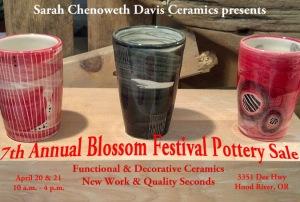 Blossom Fest 13 Flier