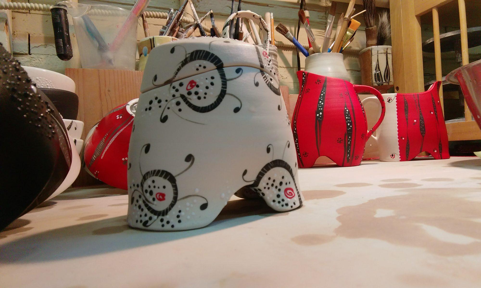 Sarah Chenoweth Davis Ceramics