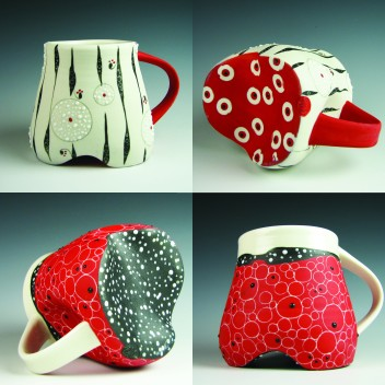 mugs and bottoms quad